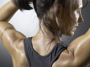 Does Working Out Make You Break Out on Your Back?