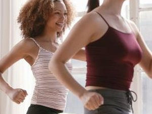 Can You Lose Inches on Your Thighs & Legs With Zumba?