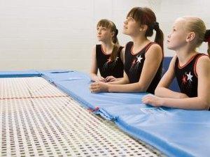 Indoor Trampoline Safety