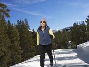 What Is a Sidecut on Nordic Skis?