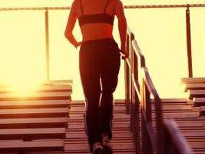 Stair Steps for Knee Strengthening