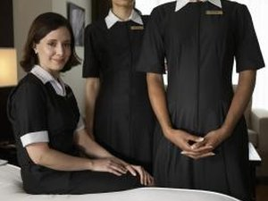 Resume & Job Description for Maids or Housekeeping
