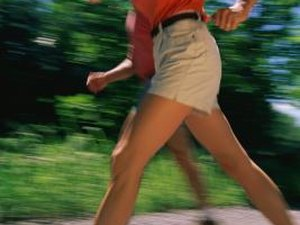 Power Walking and Calories