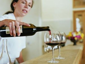 The Average Salary of Tasting Room Managers
