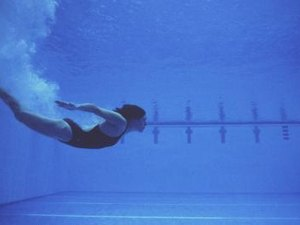 How to Lose Thigh Fat by Swimming