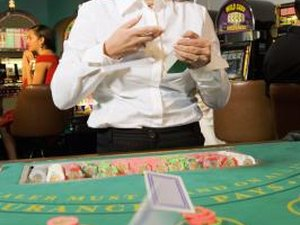 The Average Salary of a Blackjack Dealer