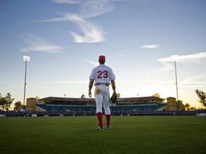 How to Build Up an Outfielder's Arm Strength