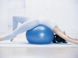How to Improve Your Hip Flexibility Using a Big Ball