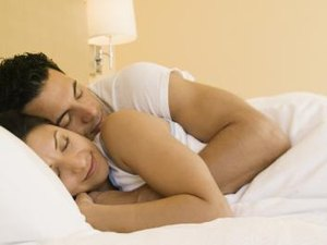 Comfortable Sleeping Positions for Couples