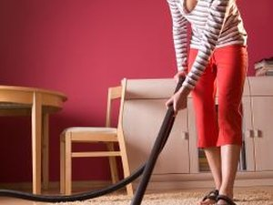 Calories Burned for Household Chores