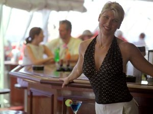 Certification for a Cruise Line Bartender