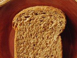 High-Fiber Whole-Grain Carbohydrates