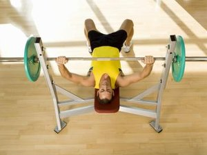 The Muscles Worked on a Lateral Bench Press