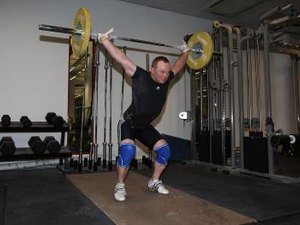 Weightlifting & Speed Training