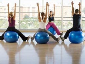 Exercise Balls & Herniated Discs