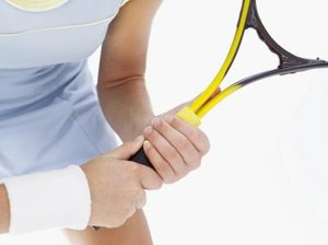 How to Enlarge Your Tennis Racket Grip