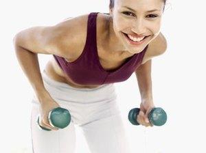 Toning Exercises for the Bra Bulge