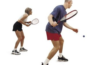 Simple Racquetball Rules