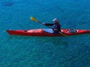 Kayak Racing Training