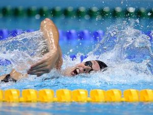 Freestyle Events in Olympic Swimming