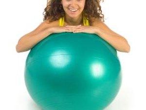 Exercise Routines Using Yoga Balls
