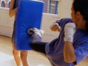 Kickboxing Belts & Gradings