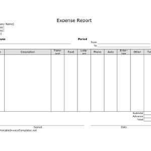 How to Make a Spreadsheet That Keeps Track of Expenses