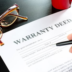 Adding a Spouse to a Warranty Deed in Texas