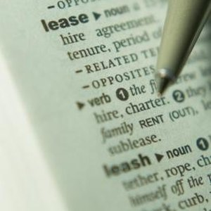 How to Break a Rental Lease in Washington State
