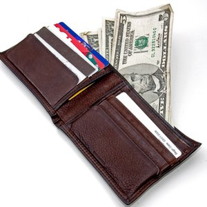 Wallets for the Blind or Visually Impaired