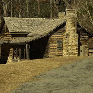 Inexpensive Attractive Log Cabins in Ohio