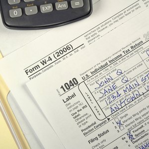 How to Print Out a W-4 Form