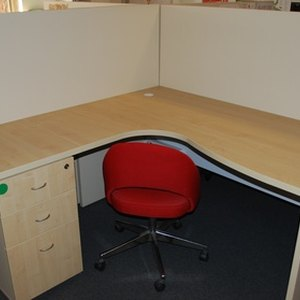 How to Recycle Cubicle Partitions