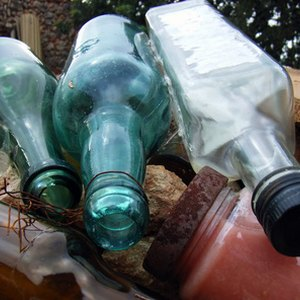 How to Recycle Glass in San Antonio, Texas