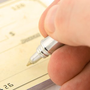 What Information Is Printed on the Face of a Personal Check?