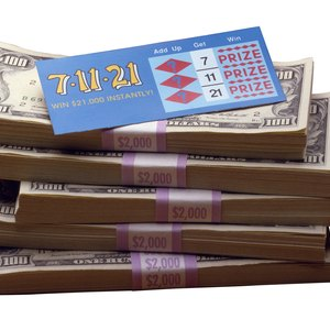 How Much Federal Taxes Are Held From Lottery Winnings?