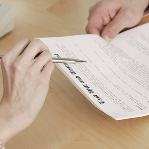 Does a Real Estate Contract Have to Be in Writing?