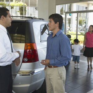 How Is Sales Tax Calculated for a New Car Purchase With a Trade In?