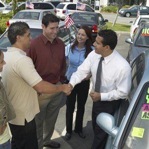 The Average Time to Sell a Vehicle
