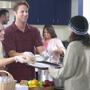 Does the Salvation Army Give Food to the Needy?