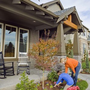 Economical Effects of Landscaping on Property Values