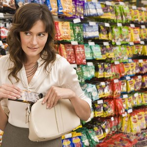 Will a Shoplifting Charge Affect Your Credit Score?