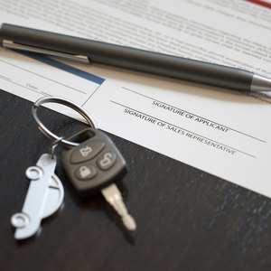 How to Request an Automobile Payoff Letter