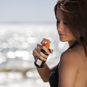 Spray Tanning Dangers