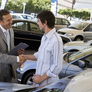 If I Bought a Car With a Cosigner Who Owns It?