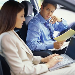 How to Write Out a Bill of Sale When Trading One Vehicle for Another
