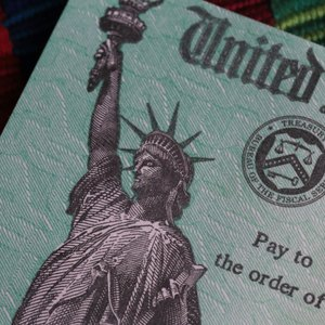 Can the IRS Garnish My Wages & Still Take My Income Tax Refund?