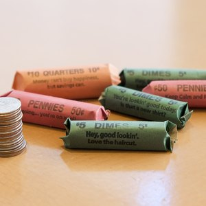 How to Deposit Rolled Coins