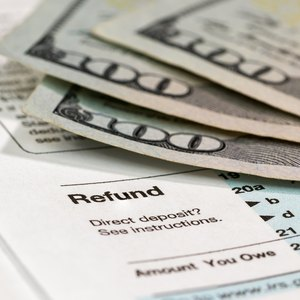 How to Cash a Federal Income Tax Refund Without a Bank Account