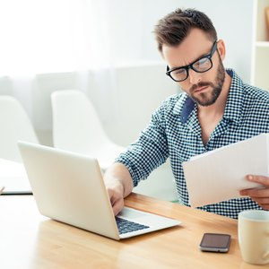 How to Change Your Routing Number on Your Taxes